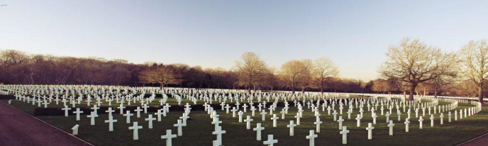 Headstones Sky Cemetery