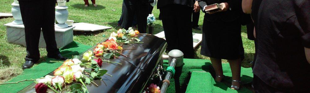 Funeral Cemetery Casket